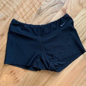 Nike performance volleyball game shorts